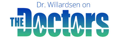 Dr Willardsen on The Doctors